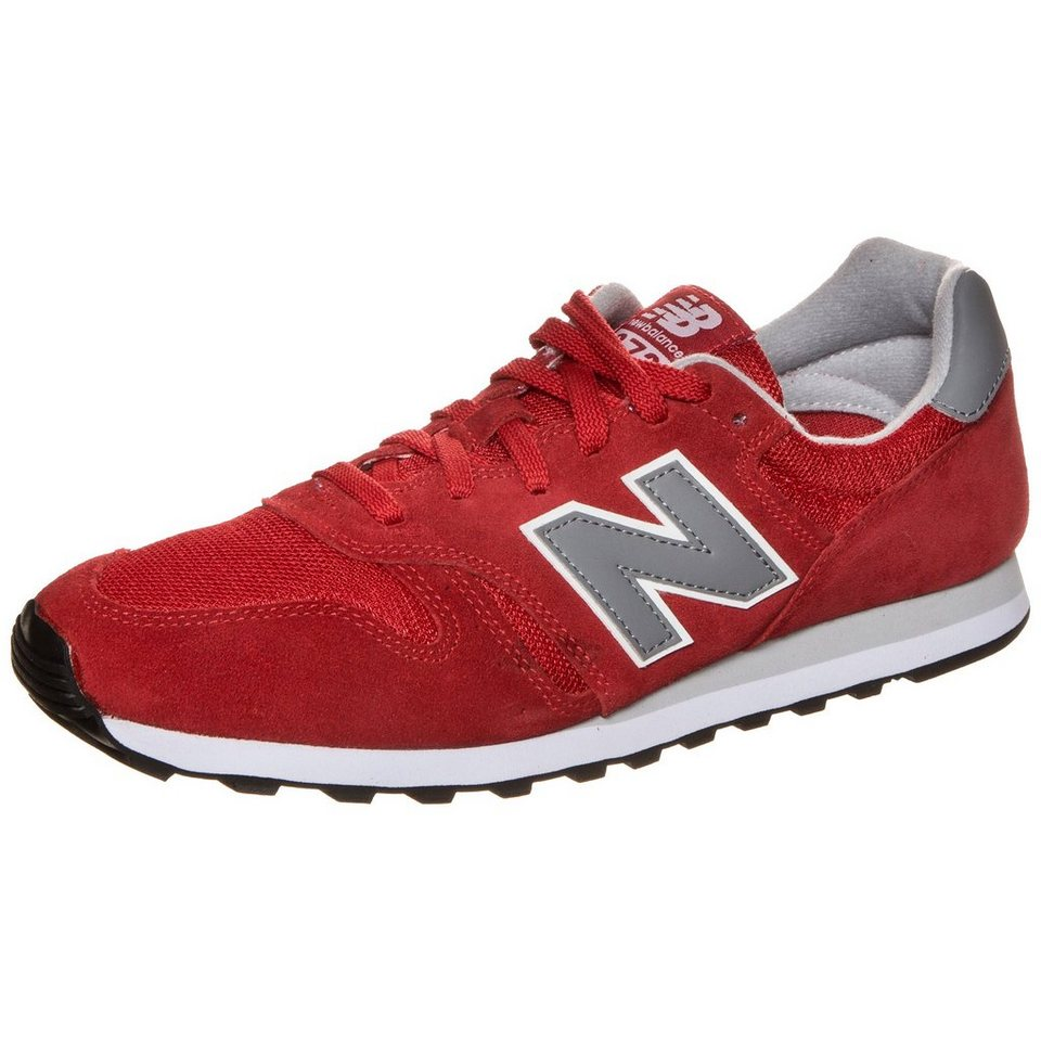 NEW BALANCE ML373-HR-D Sneaker Herren in rot