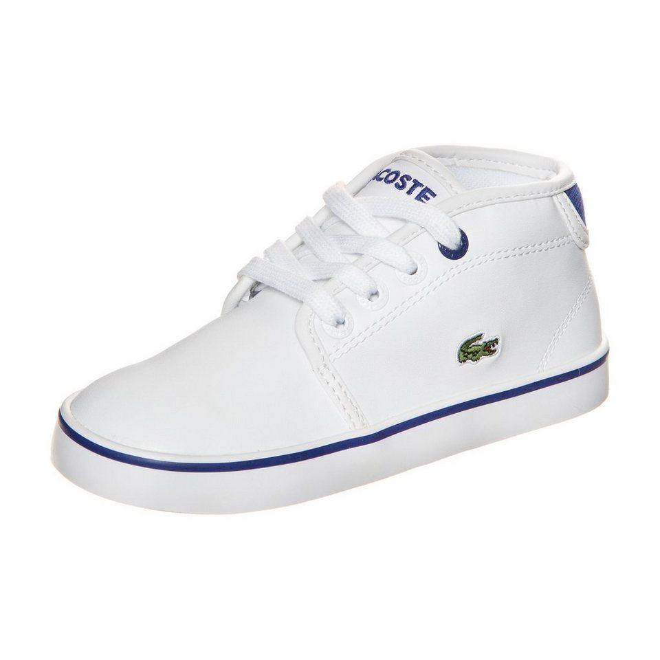 LACOSTE Ampthill Sneaker Kleinkinder in weiß
