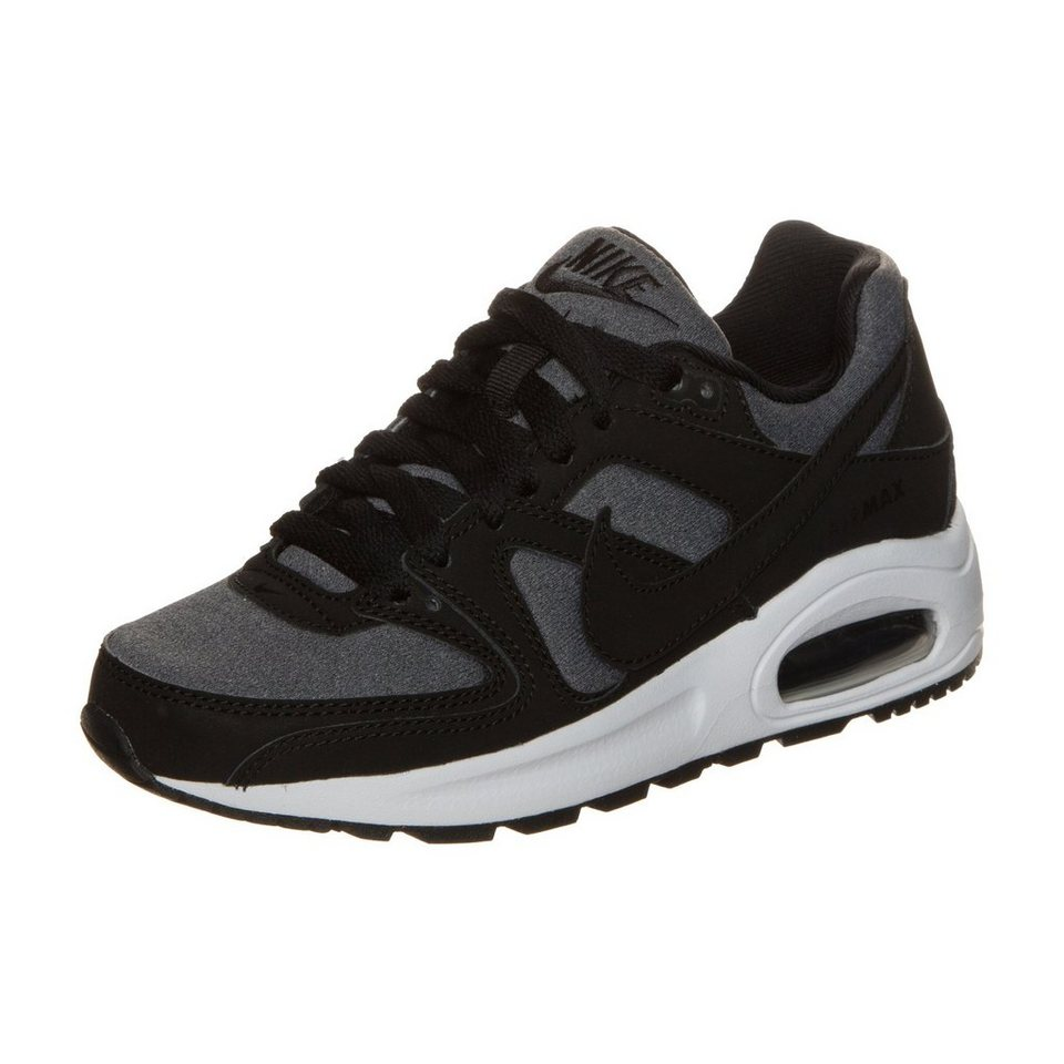 Nike Sportswear Air Max Command Flex Sneaker Kinder in schwarz / grau