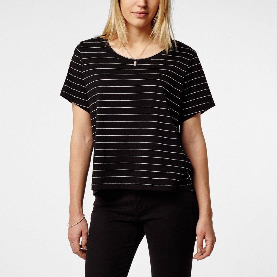 O'Neill T-shirt manches courtes »Jack's Stripe« in Schwarz gemustert