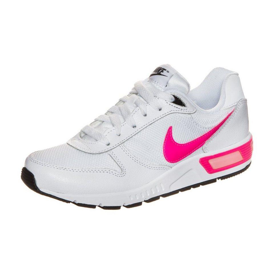 Nike Sportswear Nightgazer Sneaker Kinder in weiß / pink