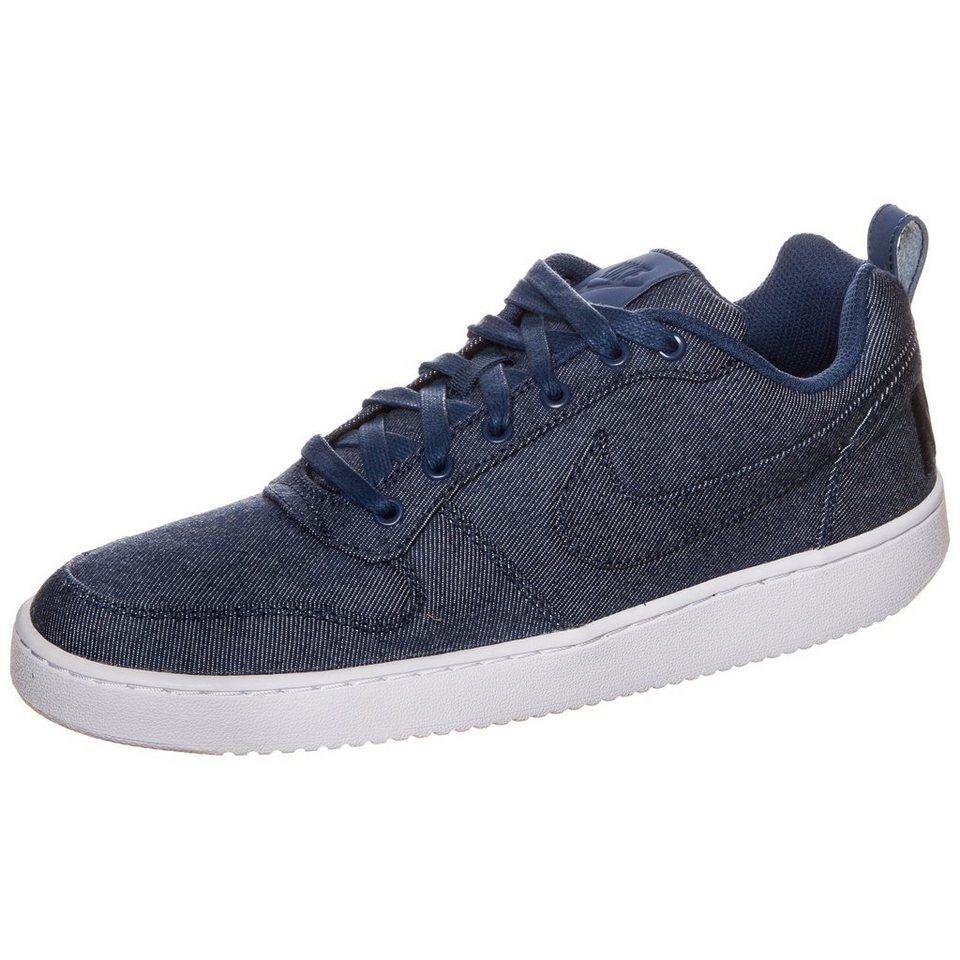 Nike Sportswear Court Borough Low Premium Sneaker Herren in blau
