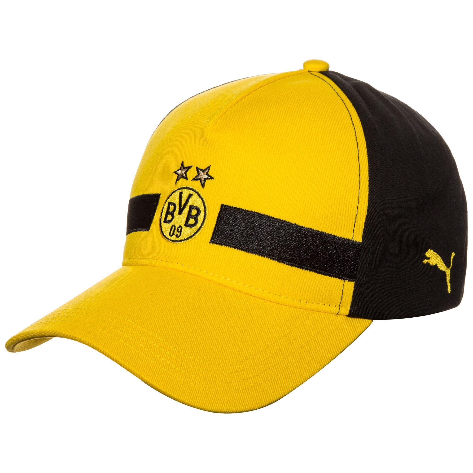 PUMA Borussia Dortmund Snapback Cap