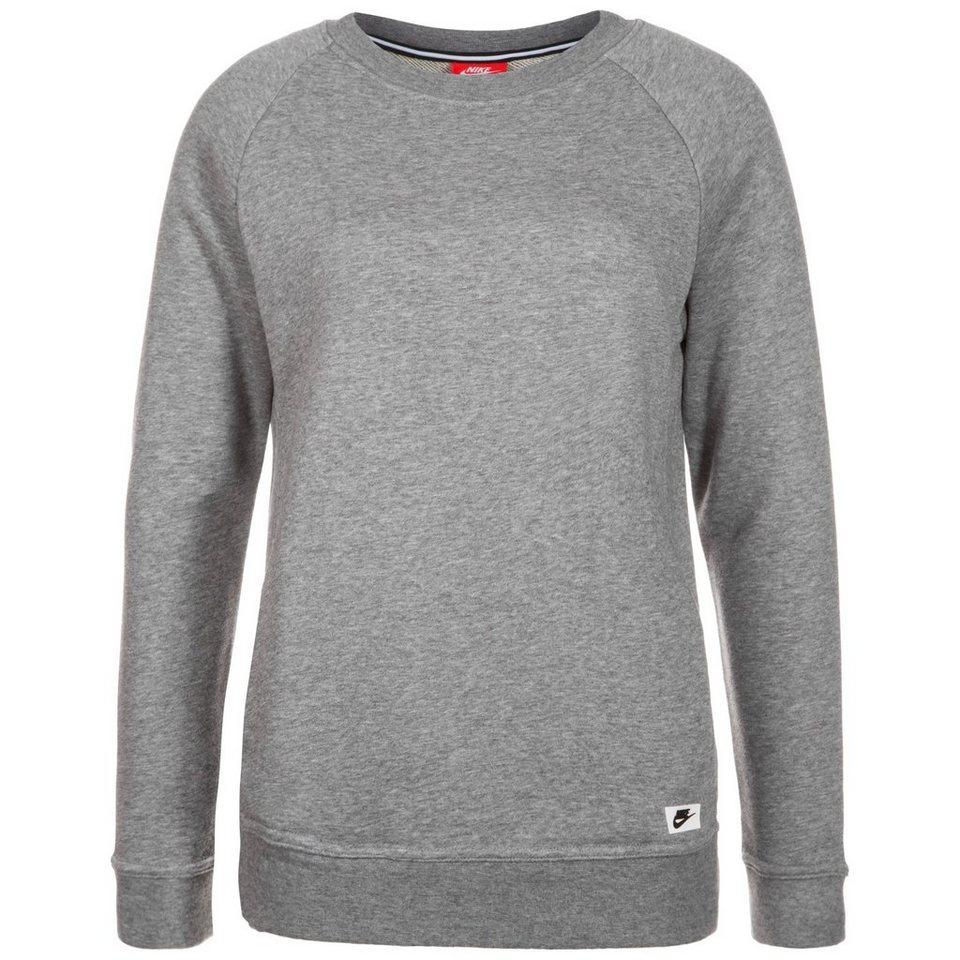 Nike Sportswear Modern Crew Sweatshirt Damen in grau