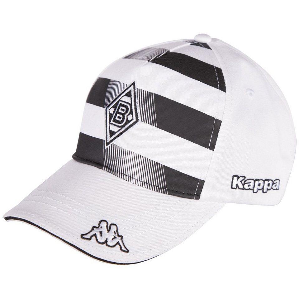 KAPPA Cap »Borussia Mönchengladbach Cap 16-17« in white