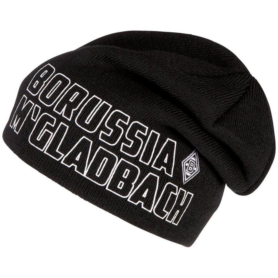 KAPPA Mütze »Borussia Mönchengladbach Mütze 16-17« in black