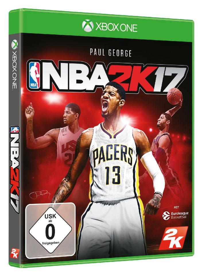 Take 2 NBA 2K17 DayOne Edition »XBox One«