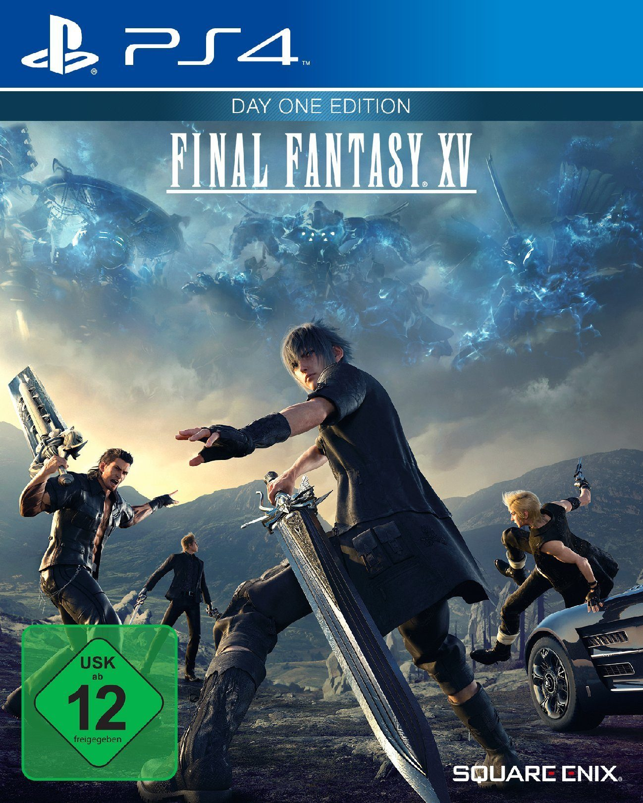 SquareEnix Final Fantasy XV (DayOne Edition) »PS4«