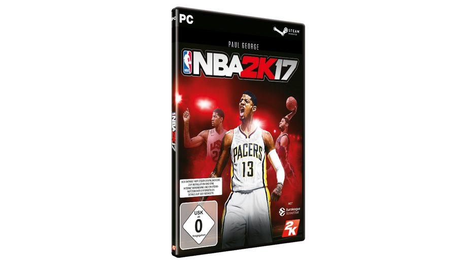 Take 2 NBA 2K17 DayOne Edition (DLC only) »(PC)«