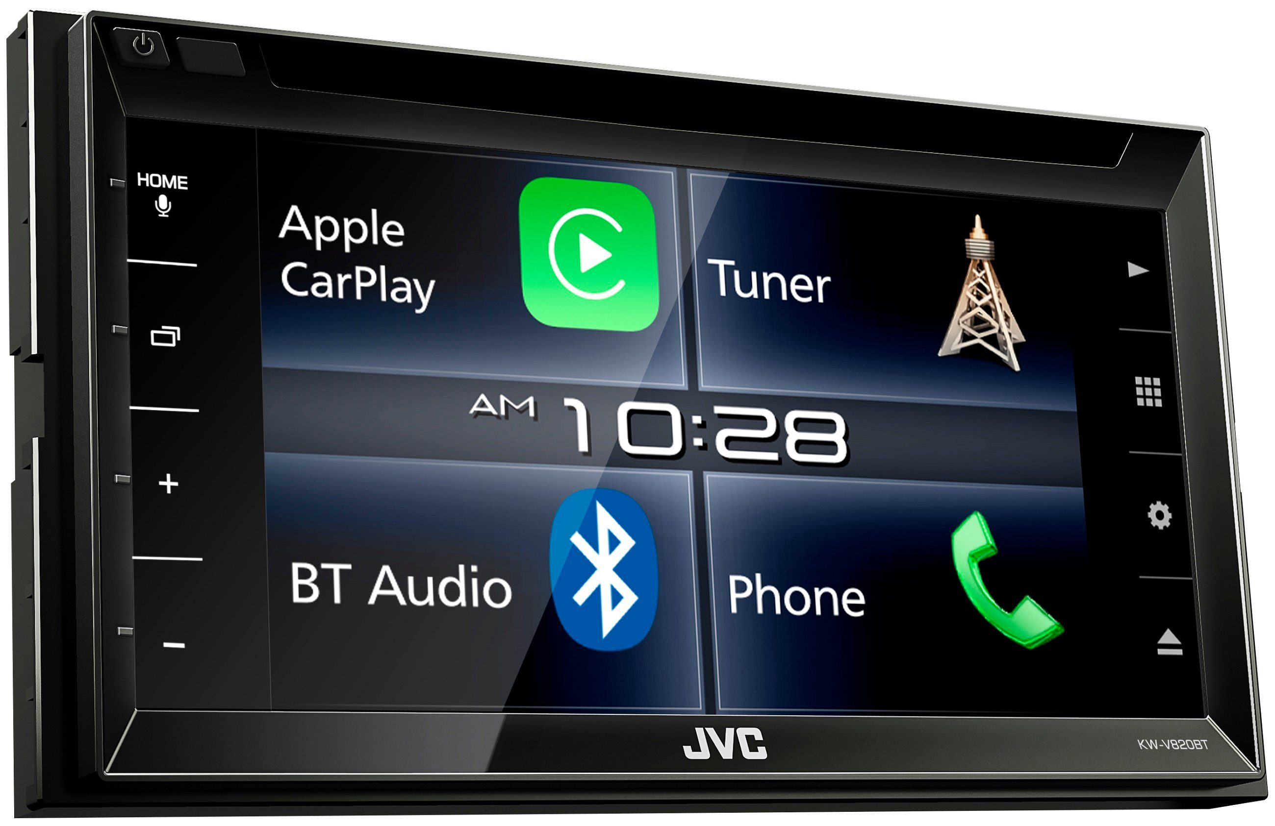 JVC Multimedia-Receiver »KW-V820BTE«