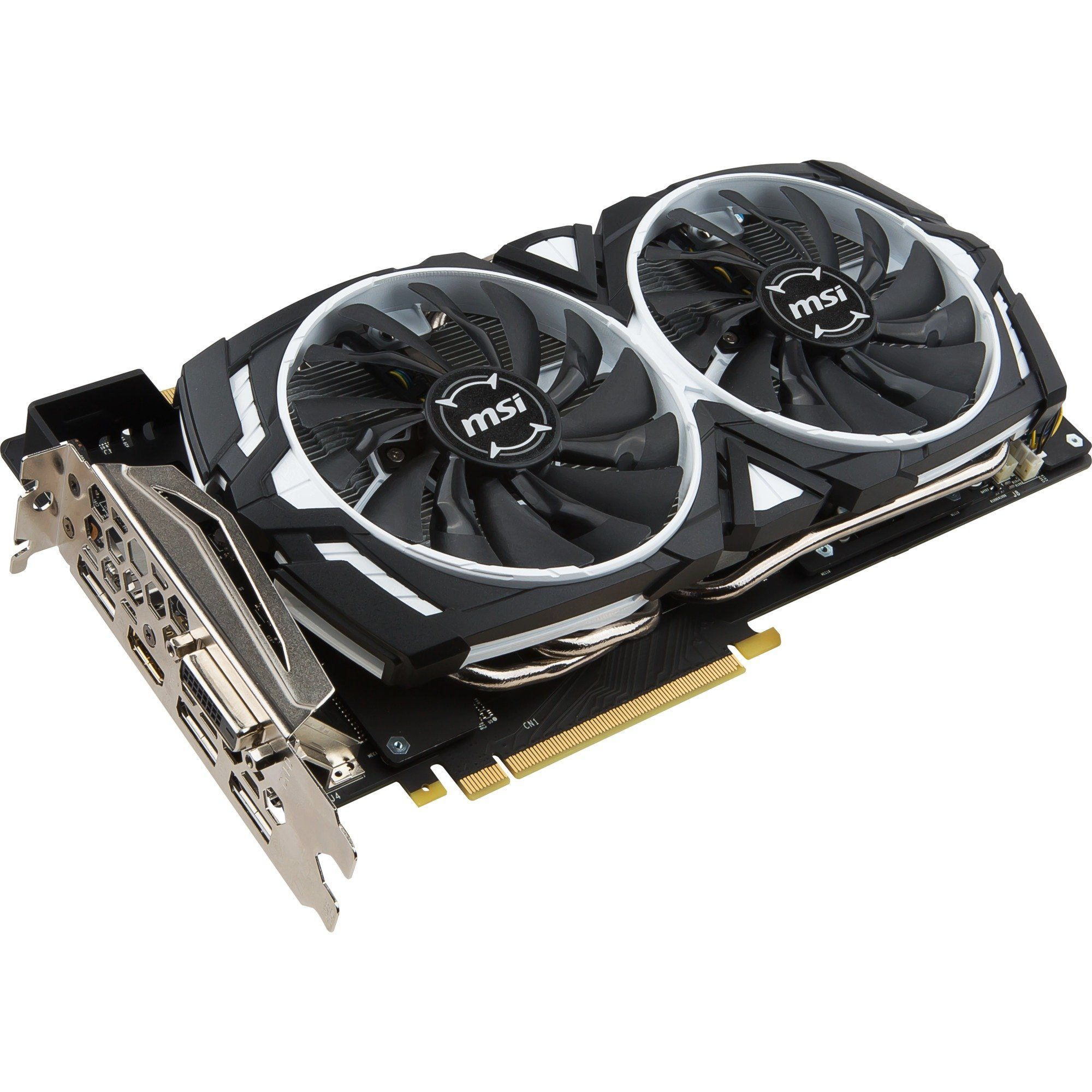 MSI Grafikkarte »GeForce GTX 1070 ARMOR 8G OC«