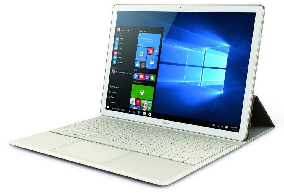 """HUAWEI Matebook Business M5 »Intel Core m5, 30,48cm (12""""), 256 GB SSD, 8 GB« in gold"""