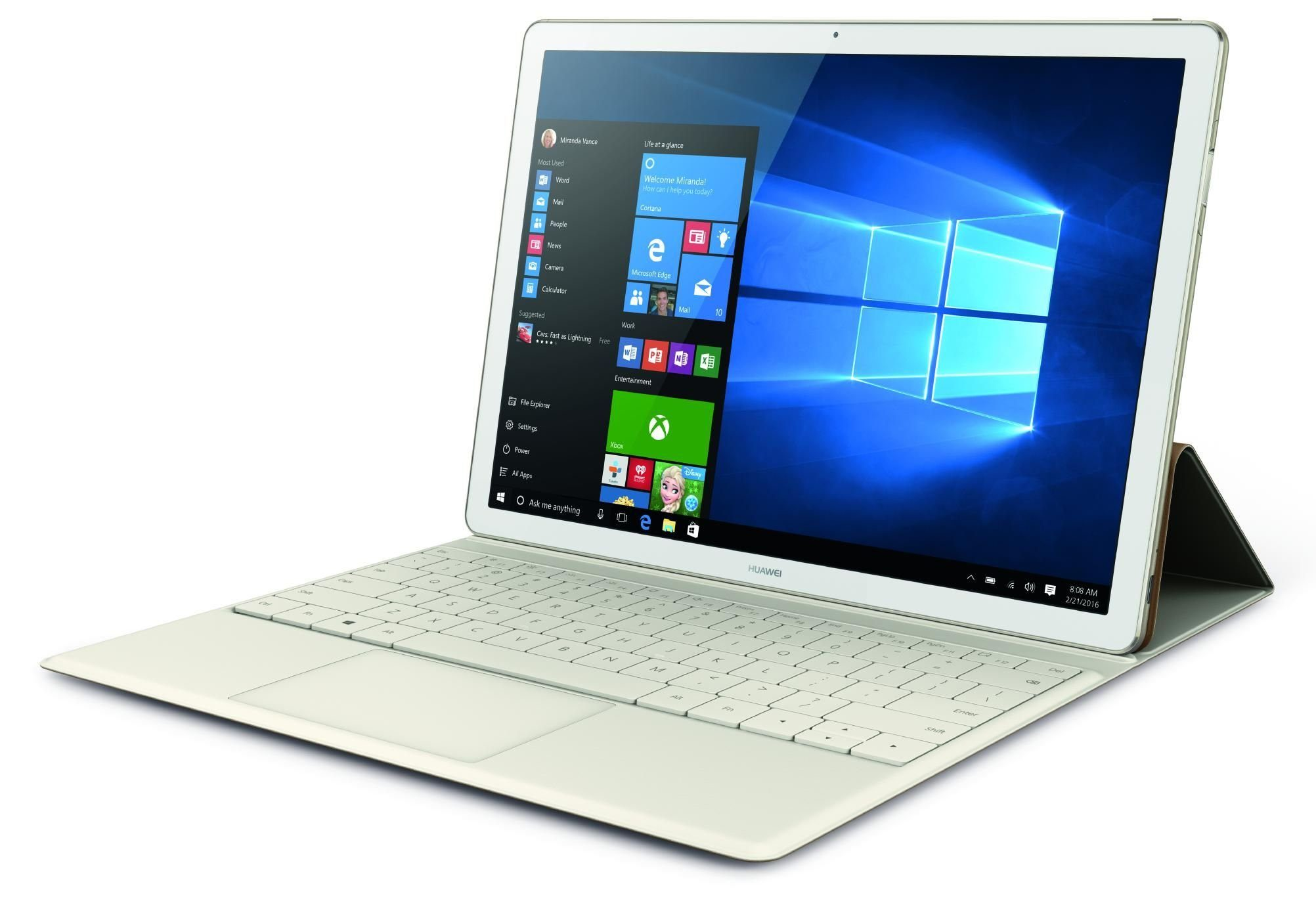 "HUAWEI Matebook Business M5 »Intel Core m5, 30,48cm (12""), 256 GB SSD, 8 GB«"
