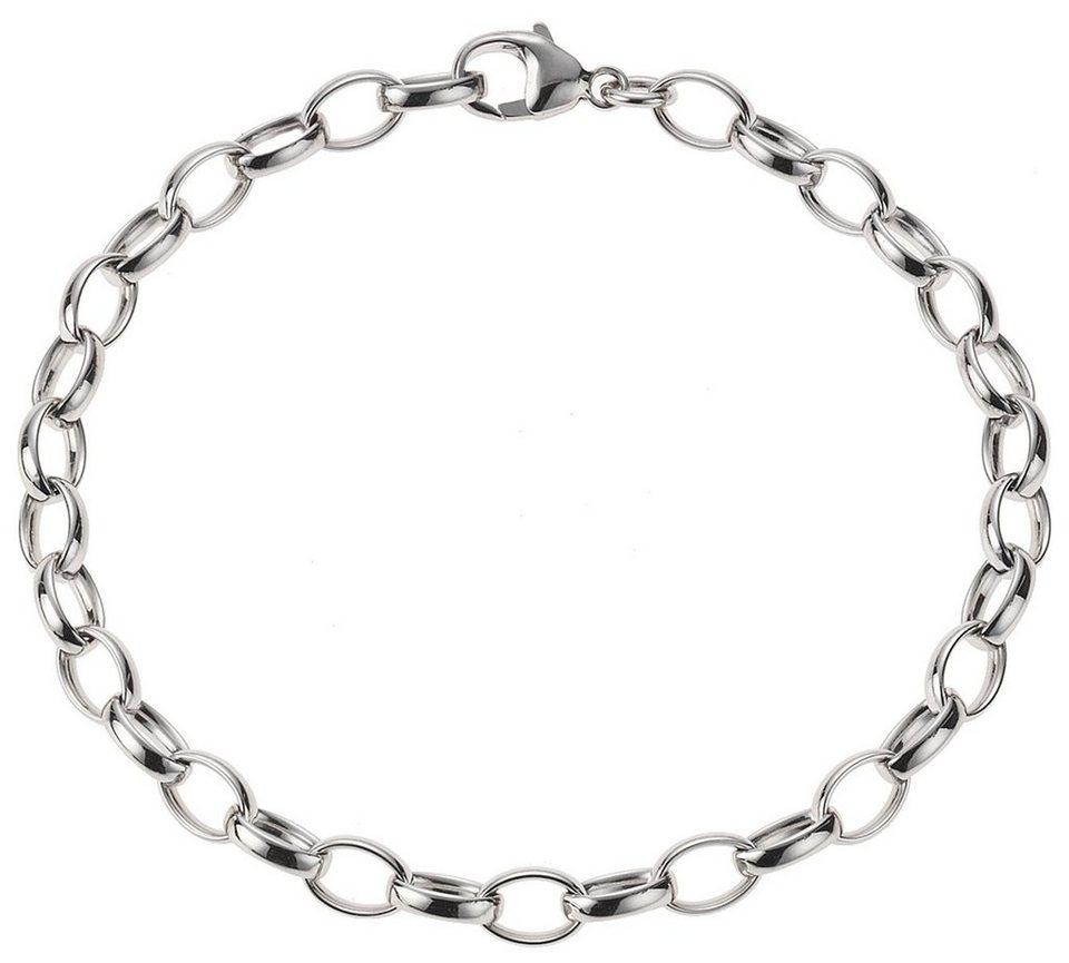 Zeeme Armband »Charms-Armband 925/- Sterling Silber« in ohne