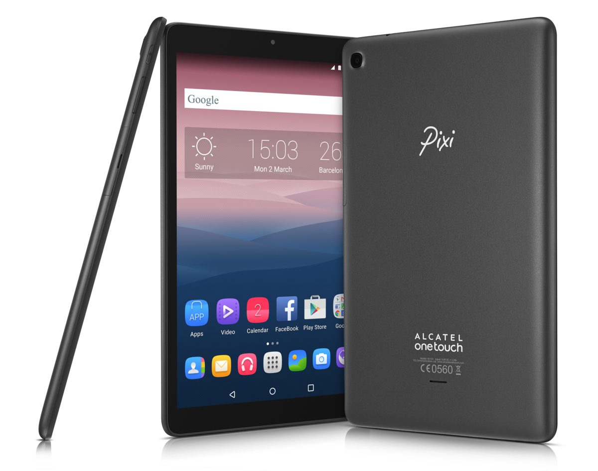 Alcatel Tablet »Pixi 3 (10) 3G«