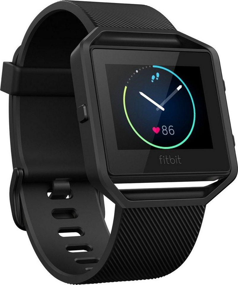 fitbit Smartwatch »BLAZE Large - Special Edition« in Schwarz-Grau