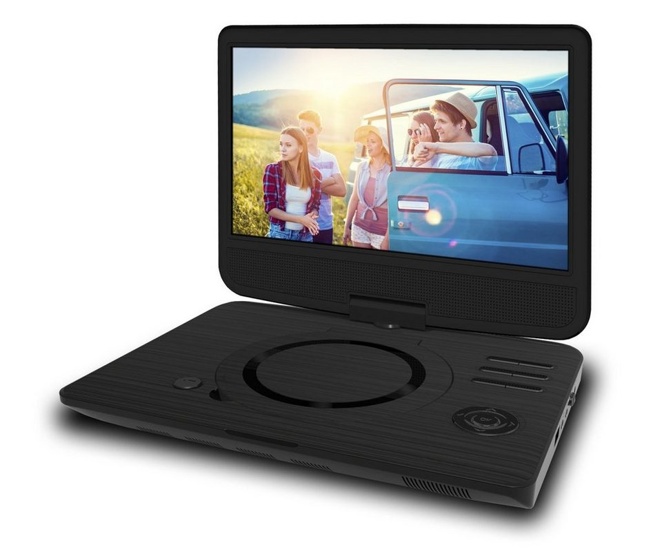 Odys Portabler DVD-Player »Furo 10« in Schwarz