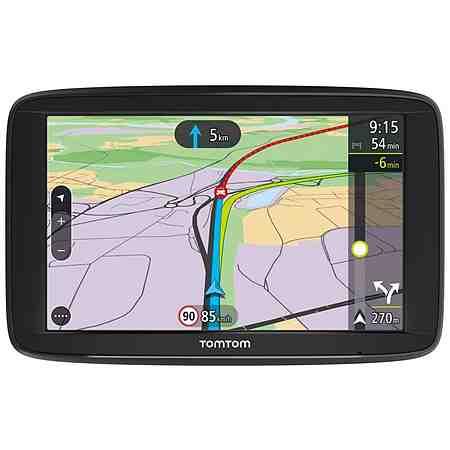 TomTom Navigationsgerät »Via 62 EU«
