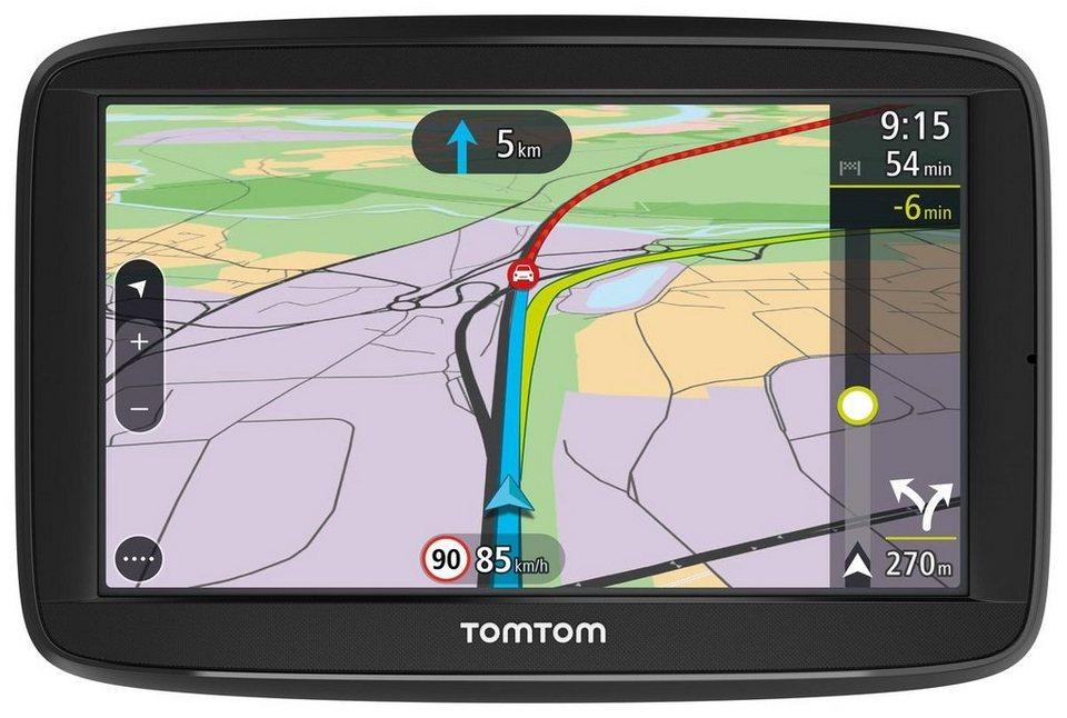 TomTom Navigationsgerät »Via 52 EU« in Schwarz