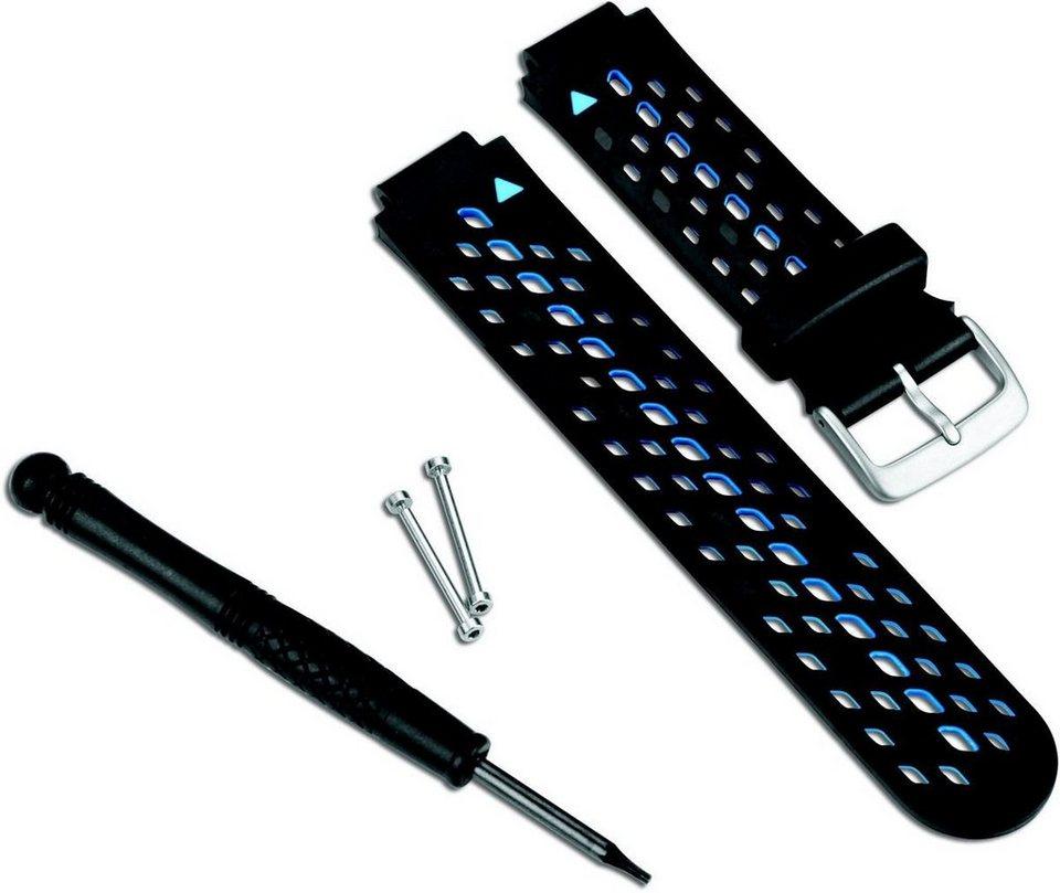 Garmin Wechselarmband »Ersatzarmband Forerunner 620« in Schwarz-Blau