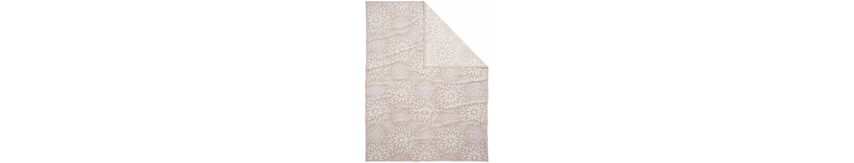 Decke, Casatex, »Sylvia«, mit Blütenmuster
