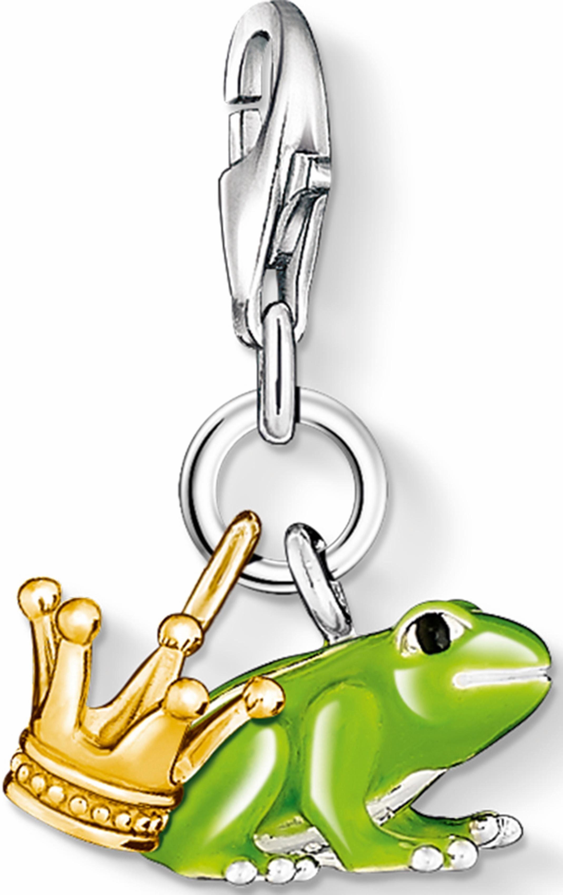 THOMAS SABO Charm-Einhänger »Frosch, 0931-427-6«