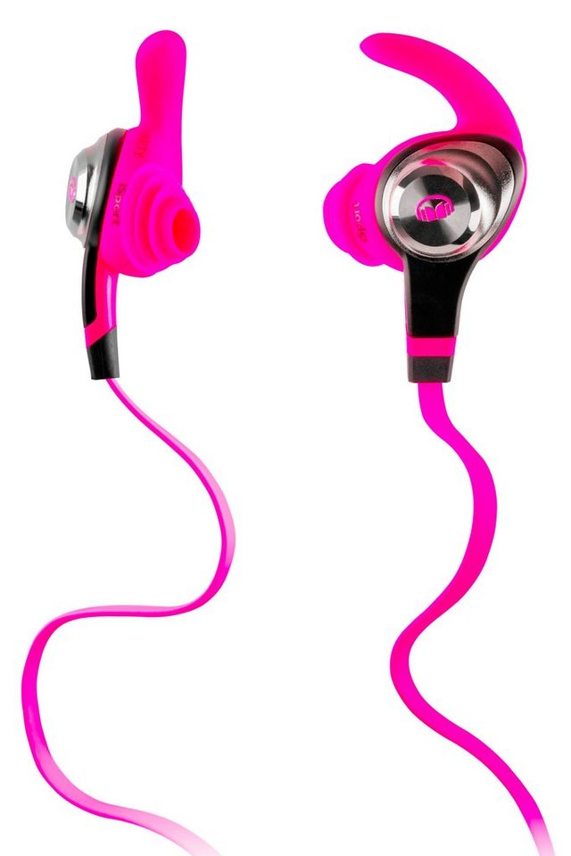 Monster Sport In-Ear Kopfhörer »iSport Intensity« in pink