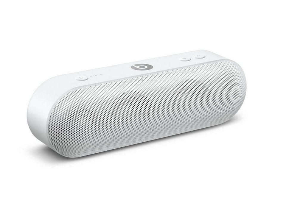 Beats by Dr. Dre mobiler Bluetooth Lautsprecher »Pill+« in white