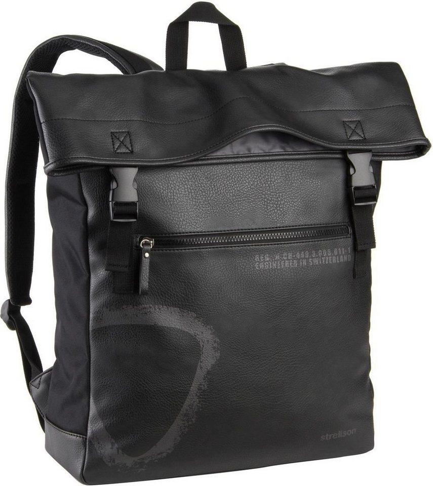 Strellson Paddington Backpack in Black