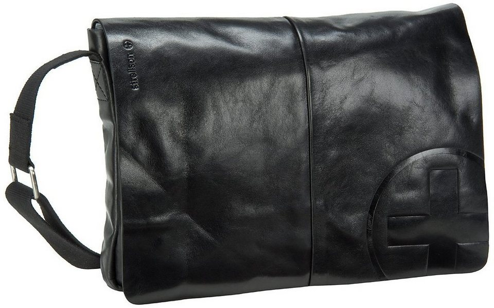 Strellson Jones Messenger MH in Black