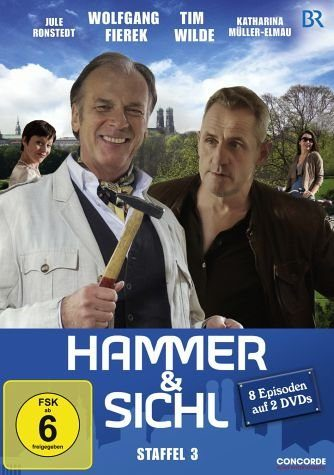 DVD »Hammer & Sichl - Staffel 3 (2 Discs)«