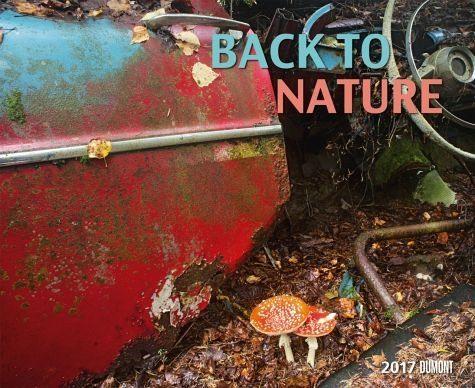 Kalender »Back to Nature 2017«