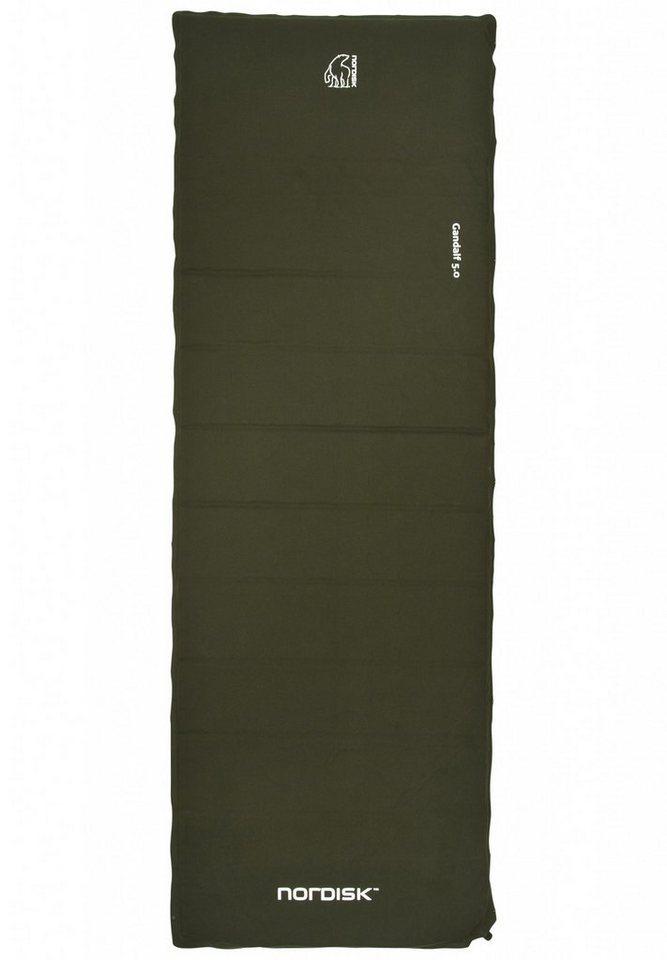 Nordisk Luftmatratze »Gandalf 5.0 Mat« in grün