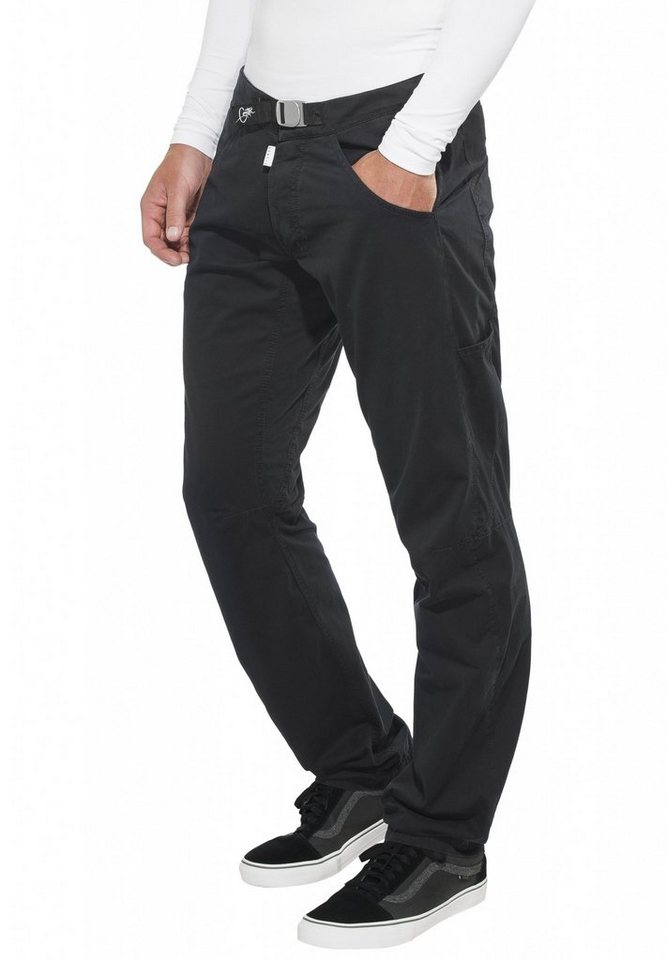 Gentic Outdoorhose »Next Chapter Pants Men« in schwarz