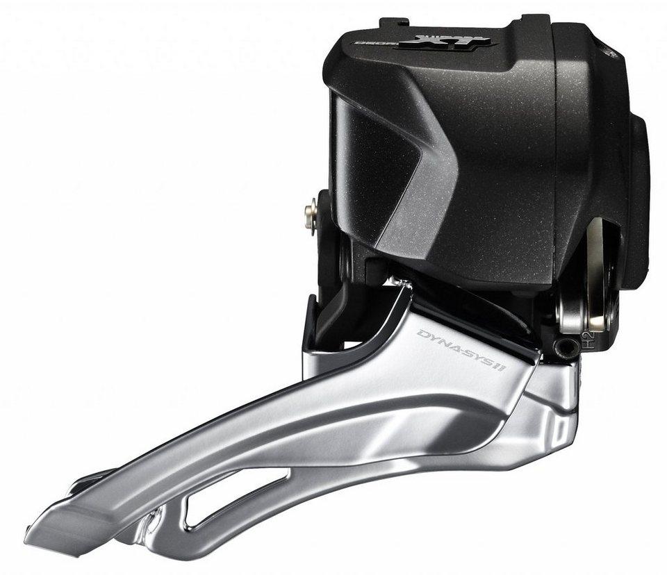 Shimano Schaltung »Deore XT Di2 FD-M8070 Umwerfer 2x11 Down Swing«