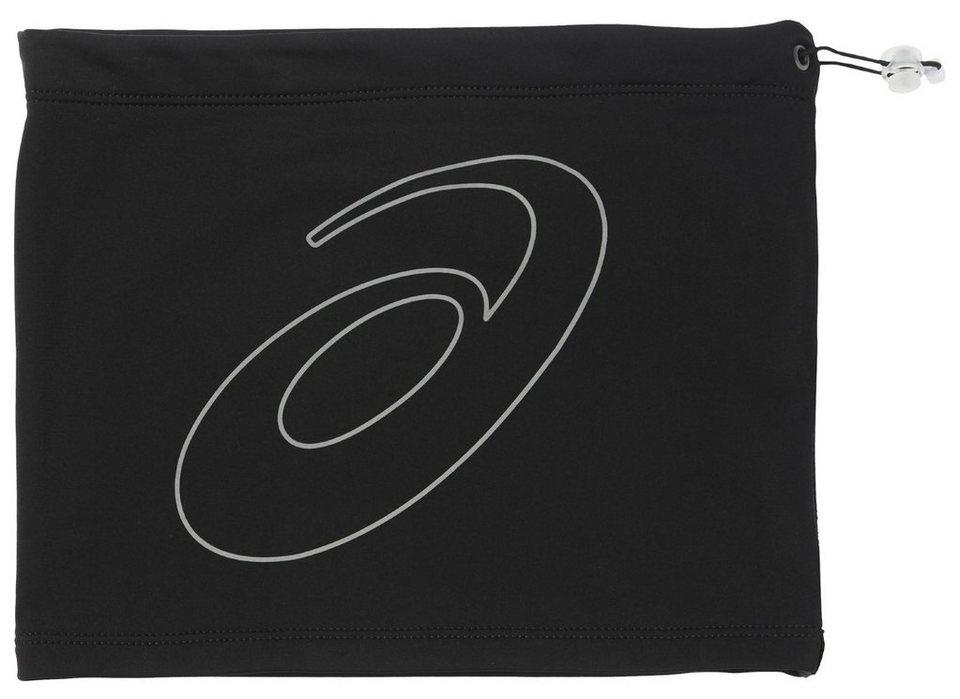 asics Hut »Logo Tube« in schwarz