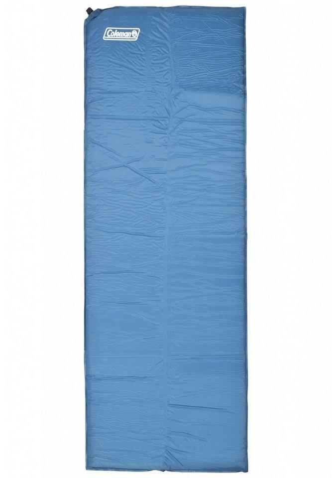 Coleman Luftmatratze »Camper Mat 183 x 63 x 3 cm« in blau