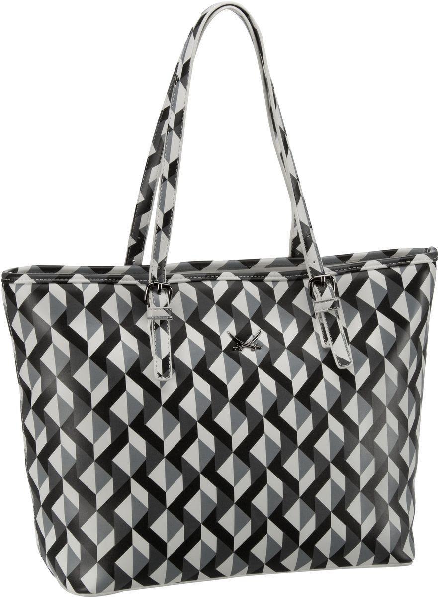 SANSIBAR Handtasche »Prisma 1033 Shopper Bag A4«