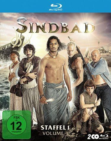 Blu-ray »Sindbad - Staffel 1, Volume 1 (2 Discs)«