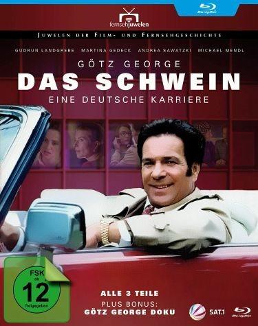Blu-ray »Das Schwein - Eine deutsche Karriere«