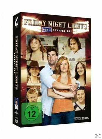 DVD »Friday Night Lights - Staffel 1 & 2 (10 Discs)«