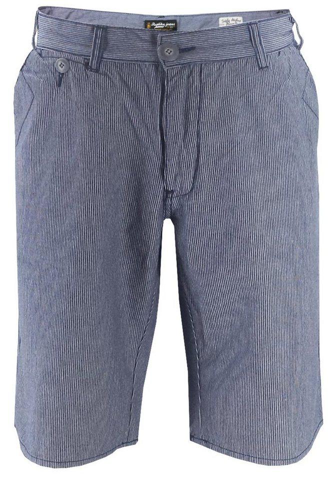 replika Shorts in Blau