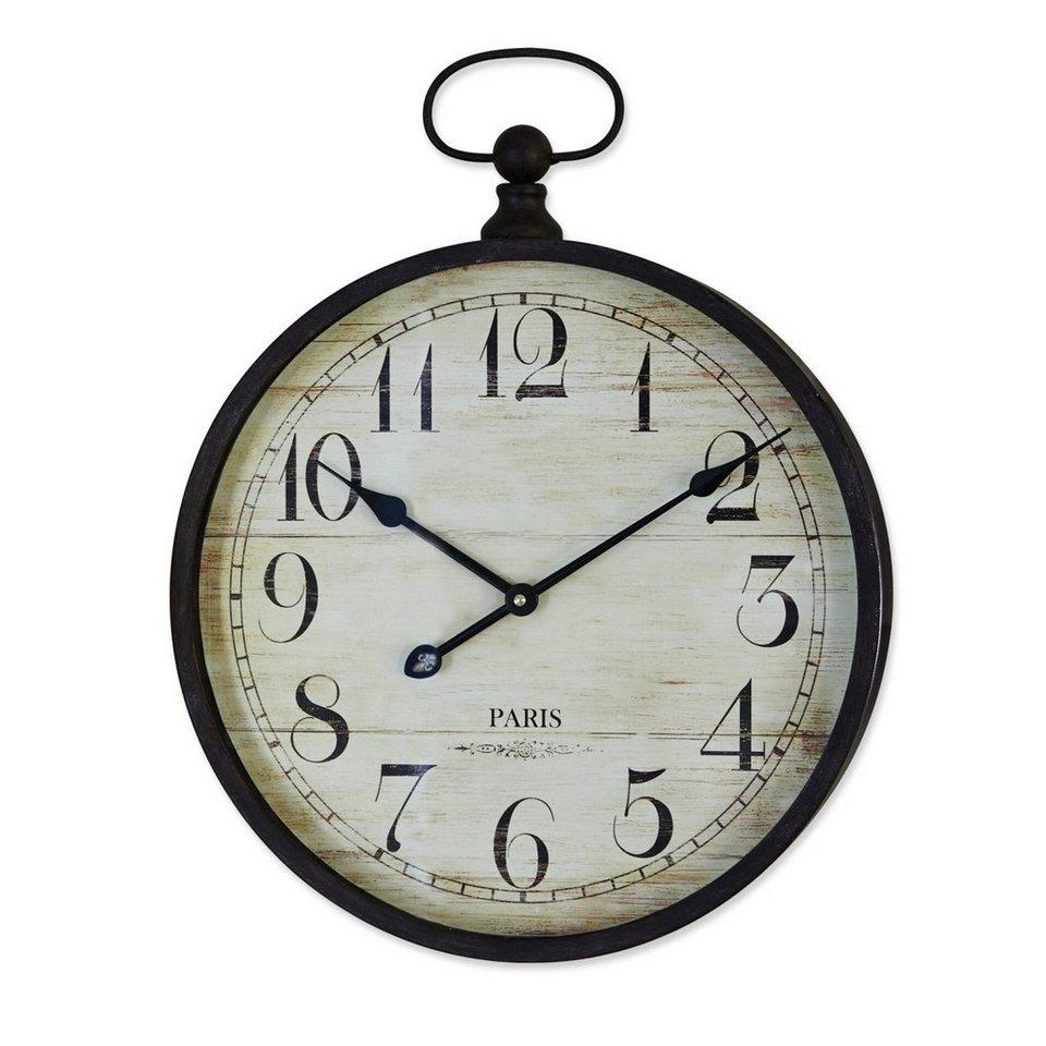 Loberon Uhr »Loury« in antikschwarz
