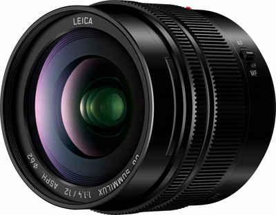 Lumix Panasonic »H-X012E« Weitwinkelobjektiv