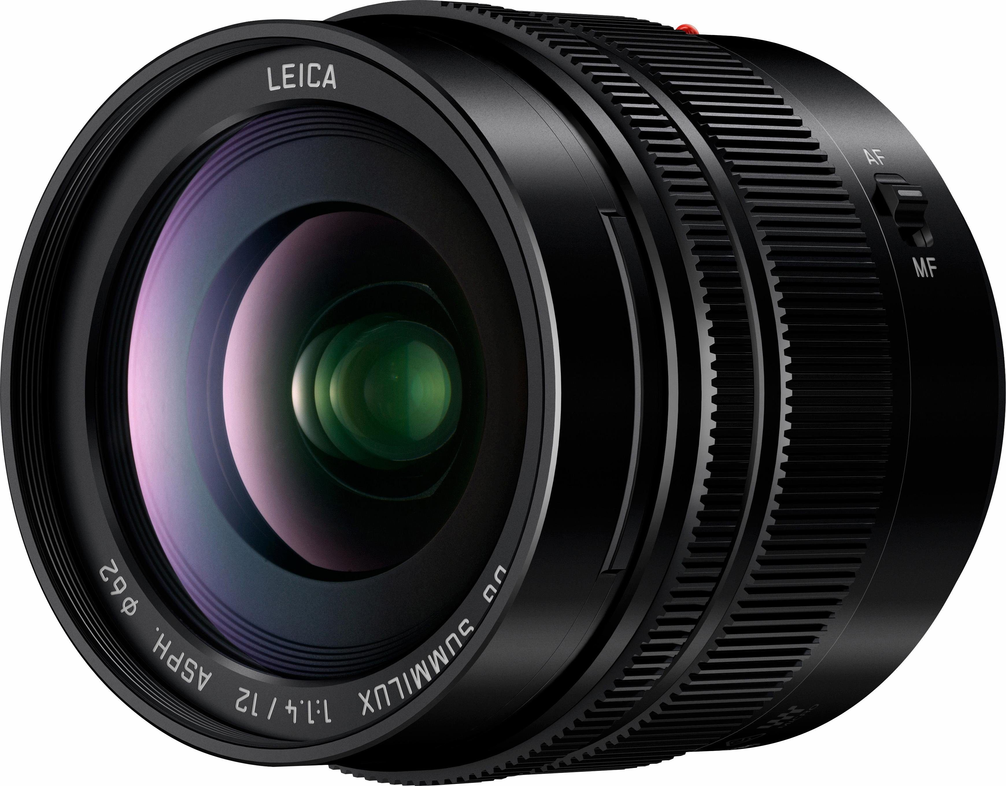 Lumix Panasonic H-X012E Weitwinkel Objektiv