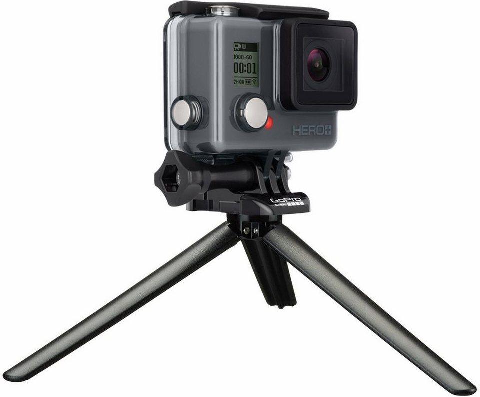 GoPro HERO+ mit Gratis Tripod Mount Mini-Stativ
