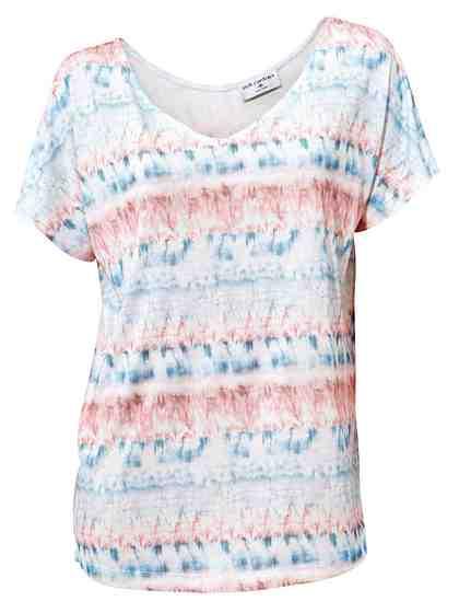 B.C. BEST CONNECTIONS by Heine Oversized-Shirt im Batik-Dessin