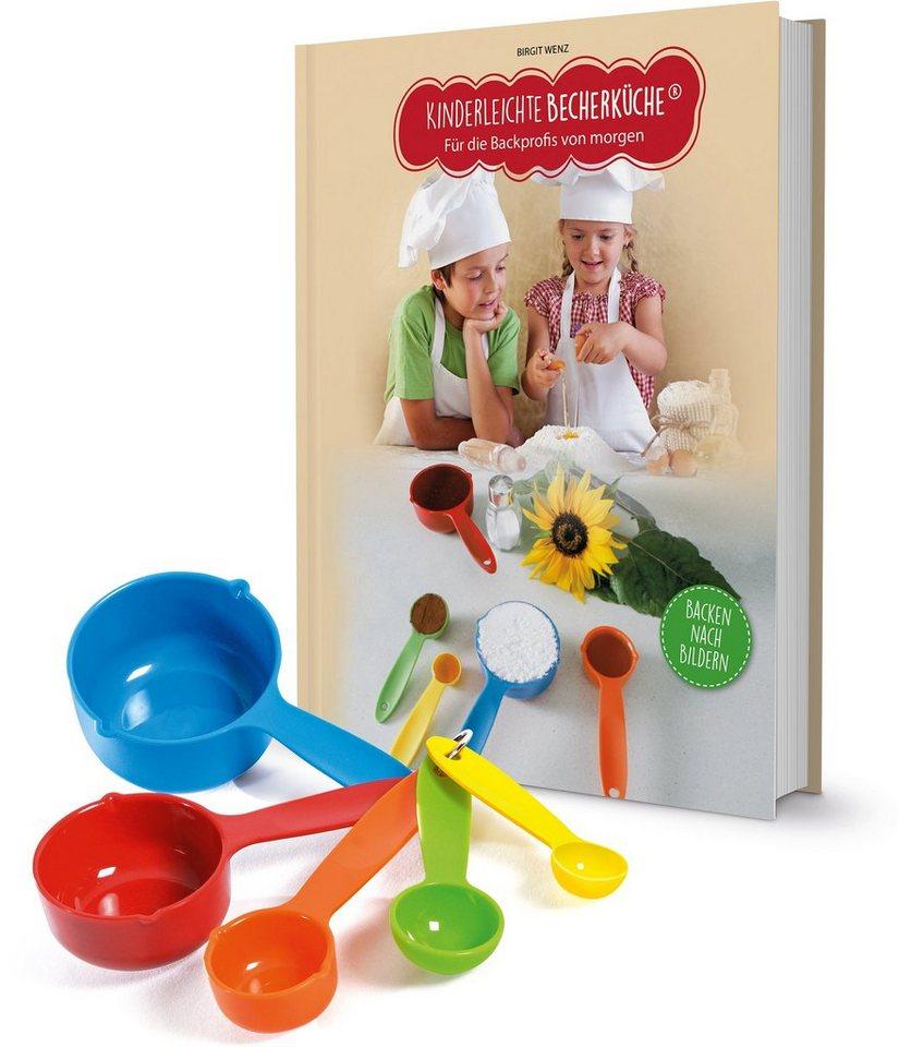 Kinderleichte Becherküche, 6-teilig in bunt