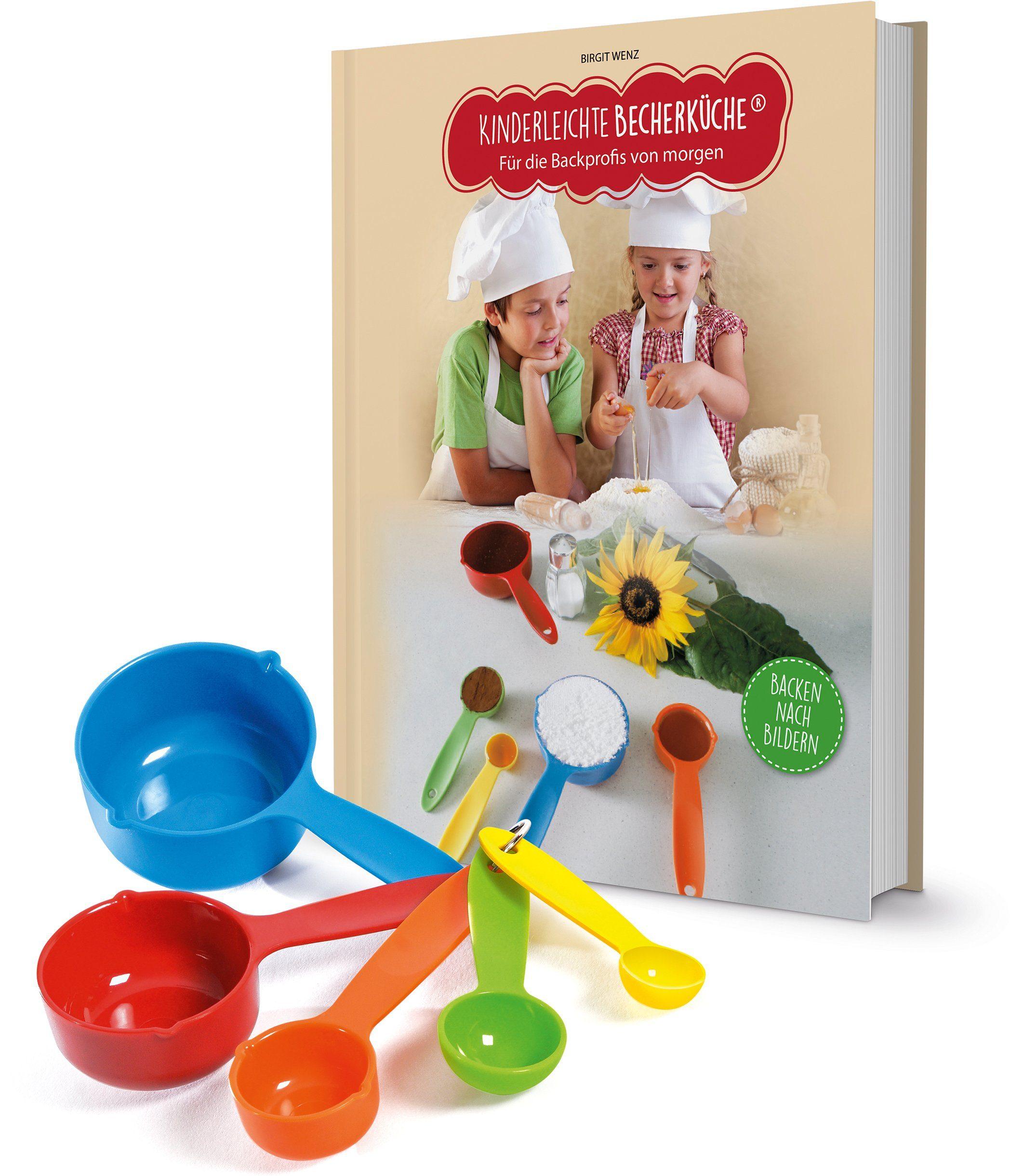 Kinderleichte Becherküche, 6-teilig