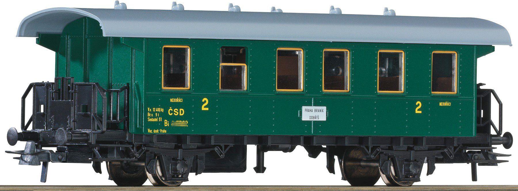 Roco Personenwagen, Spur H0, »Personenwagen 2.Klasse CSD - Gleichstrom«